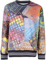 Vivienne Westwood Man 'Manhole' sweatshirt