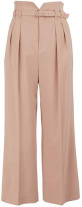RED Valentino Culotte-skirt with a belt
