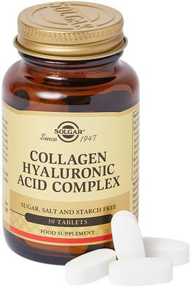Solgar Collagen Hyaluronic Acid ComplexTablets
