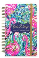 Lilly Pulitzer Flamenco 17-Month Medium Daily Agenda