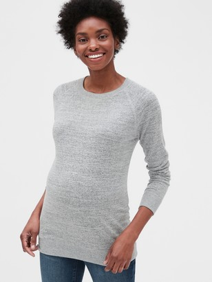 Gap Maternity Softspun Sweatshirt