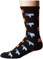 HUF No Friends Crew Sock