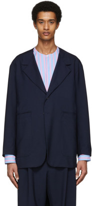 House of the Very Islands Navy Wheelebase Blazer