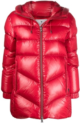 Woolrich Feather Down Padded Jacket