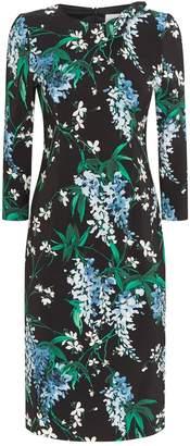 Goat Jenna Floral Bow Dress