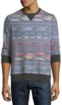 Sol Angeles Madrugada Geometric Sweatshirt