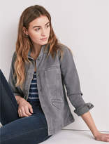 Lucky Brand Waisted Utility Jacket