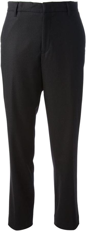 Jil Sander straight leg trouser