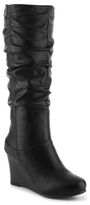 Journee Collection Hana Wedge Boot