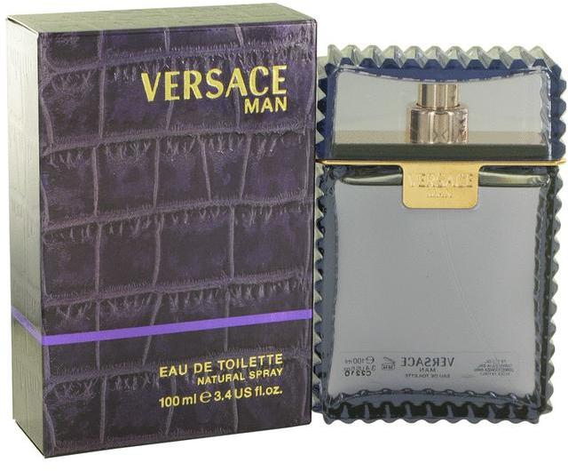 Versace Man by Cologne for Men