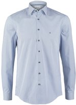 Ck Calvin Klein Cannes Fitted Formal Shirt Slate Blue
