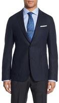 BOSS Men's 'Nold' Trim Fit Virgin Wool Blend Blazer