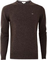 Calvin Klein Golf Superwool Crew Neck Sweater