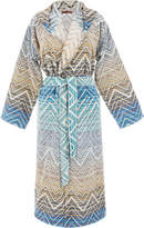 Missoni Home Tolomeo Hooded Bathrobe