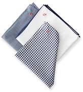 Set of 3 Pocket Squares
