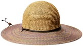 San Diego Hat Company UBL6483 4 Inch Brim Sun Hat with Adjustable Chin Cord Caps