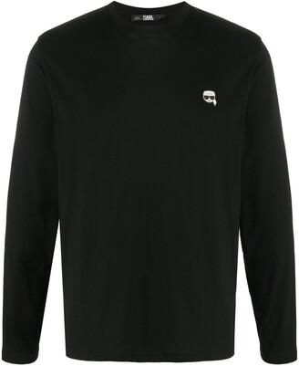 Karl Lagerfeld Paris Ikonik longsleeved T-shirt