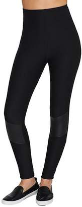 Commando Perfect Faux Leather Moto Leggings