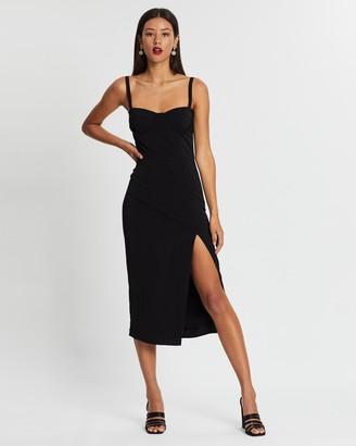 Capulet Ariella Bustier Midi Dress
