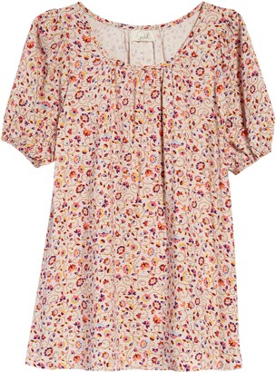 Peek Aren't You Curious Kids' Floral Print Dress