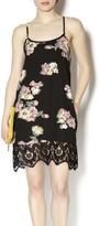 Voom Floral Slip Dress