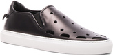 Givenchy Perforated Street Skate Sneakers