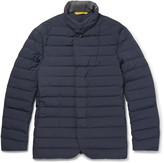 Canali - Quilted Shell Jacket