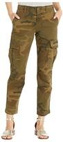 Sanctuary Squad Crop (Hero Camo) Women's Casual Pants
