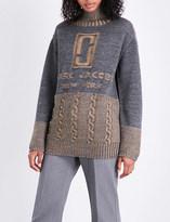 Marc Jacobs Turtleneck wool jumper