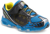 Stride Rite Little Boys' or Toddler Boys' Batman Lighted Athletic 2.0 Sneakers