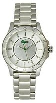 Lacoste Women's 2000849 Madeira Silver-Tone Stainless Steel Watch