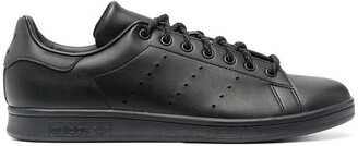 adidas Originals x Pharrell Williams Stan Smith leather low-top sneakers