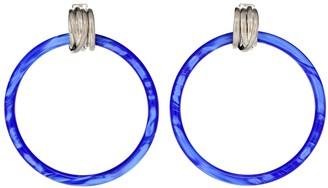 Balenciaga Hoop earrings