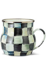 Mackenzie Childs MacKenzie-Childs Courtly Check Mug