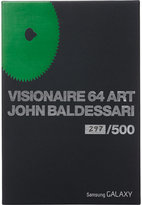 D.A.P. Visionaire 64 Art John Baldessari - Green Edition