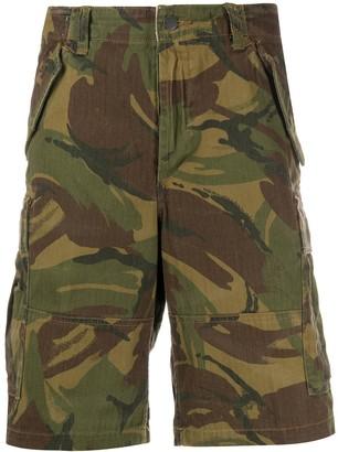 Polo Ralph Lauren Camouflage Cargo Shorts