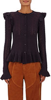 Ulla Johnson Women's Amara Cashmere Cardigan