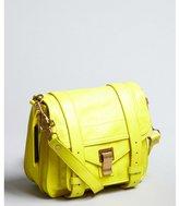 Proenza Schouler sunshine leather 'PS1 Pouch' shoulder bag