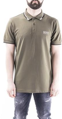 HUGO BOSS Boss Blend Cotton Polo Shirt