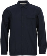 Norse Projects Shirt Jens N40-0364 Navy