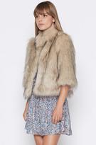 Joie Mansi Faux Fur Jacket
