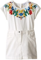 Dolce & Gabbana Escape Dress (Toddler/Little Kids)