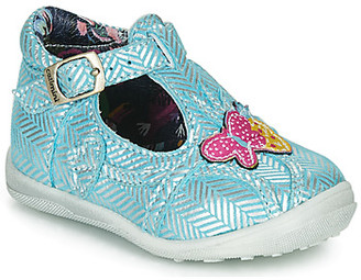 Catimini SOLEIL girls's Shoes (Pumps / Ballerinas) in Blue