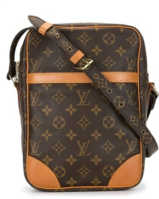 Louis Vuitton pre-owned Danube MM crossbody bag