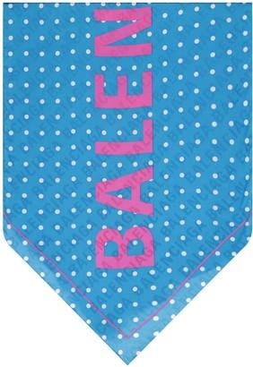 Balenciaga Logo Foulard