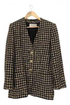Jaeger Navy Tweed Jackets