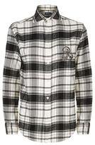Polo Ralph Lauren Diamante Logo Checked Shirt