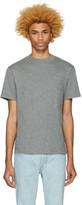 Alexander Wang Grey High Neck T-shirt