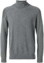Laneus roll neck jumper