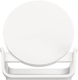 Belkin 10W Wireless Charging Stand With Psu & Micro Usb Cable White
